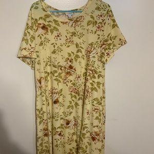 Lularoe Jessie dress size 2XL